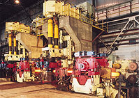 12 Stand Rolling Mill