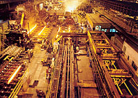 Tube Mill at Baramati